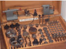 Verkauft: Boley F1 Precision 8mm Drehbank mit Zubehör