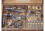 Boxed Lorch 8mm Watchmaker's Precision Lathe