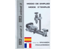 Emco Unimat 3 Lathe Manual  and Drawings package (FR, ES) in PDF