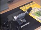 Verkauft: Schaublin 65 oder 70 Drehbank Isoma Zentrier und Koordinaten Mess Mikroscop mit Halter und Lampen