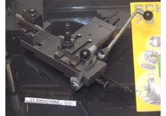 Sold: Schaublin 70 Cutting-off carriage with 2 slides