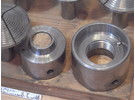 Weiler LZ 280 Lathe Ring and Step Chucks