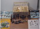 Schaublin 102 Werkzeuge für Revolverschlitten PCM