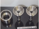 Sold: Schaublin 102  Complete set size 2 external-gripping collets W20