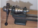Sold: Schaublin 70 Headstock and bed with Quick change collet attachment