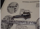 Sold: Favorite 8mm Watchmaker's Lathe Arbor