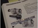 Verkauft: Favorite 8mm Uhrmacher Drehbank Aufhnahme