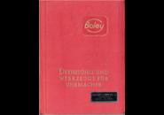 G. Boley  Drehstühle und Werkzeuge für die Uhrmacher Gesamtkatalog (DE) in PDF
