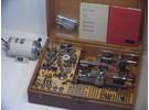 Verkauft: G. Boley 8mm Uhrmacher Präzisionsdrehmaschine