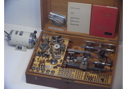 Verkauft: G. Boley  ø8mm Uhrmacher Präzisionsdrehmaschine
