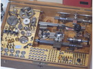 Sold: G. Boley ø8mm Boxed Precision Watchmaker Lathe