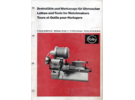 G. Boley F1 Lathe Manual and Catalog Package  (DE) in PDF