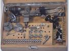 Andrä & Zwingenberger 8mm Uhrmacher Drehbank im Holzkiste