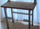 Sold: IItem Work Bench System for Lathe with Light