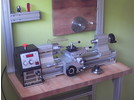 Item Work Bench System for Lathe with Light