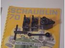 Verkauft: Schaublin 70 Multifix Schnellwechselstahlhalter mit 2 Halter und Schlüssel