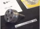Schaublin 70 Zubehör: Revolverkof für 5 Werkzeughalter W12