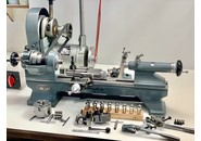 Sold: Schaublin 70 High Precision Lathe Set