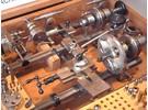 Unique G. Boley 8mm Boxed Watchmaker Lathe (NOS)