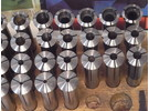 Emco L20 collet set complete 37 pieces
