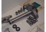 Deckel KF Spindel ø50mm mit Zwischenübersetzung
