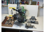 Sixis 101  Milling Machine with accessories