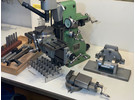 Sold: Sixis 101  Milling Machine with accessories