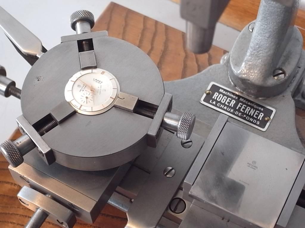 Hand printing machine