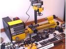 Verkauft: Emco Maier Compact 5 Drehbank mit Fräsvorrichtung und Zubehör