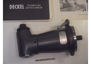Sold: Deckel Right Angle Head 2034 Milling Head