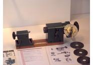 Schaublin 13 Universal-Teilapparat mit Reitstock W20