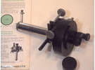 SIP Societe Genevoise MU-214B Goniometric Microscope