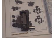 Verkauft: Schaublin 102 Einstellbarer Stahlhalter 102-59.380 für Revolverschlitten