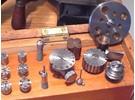 Steiner Horia Watchmaker Pivotting Dead Centre Lathe Assortiment TH 50
