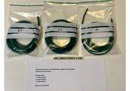 Polycord Drehmaschinenriemenpaket für Uhrmacher Drehmaschine & Vorgelegewelle