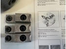 Emco Maximat V13 ø160mm Self-Centering 3-Jaw Chuck
