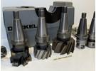 Sold: Friedrich Deckel ISO40 Tooling