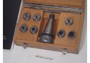 Verkauft: Deckel Spannzangen Halter SK40 S20x2 mit Spannzangen Satz