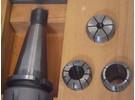 Verkauft: Deckel Spannzangen Halter SK40 S20x2