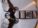Sold: Maprox Zweifel (Swiss) 3-Jaw reversible self-centring scroll chuck