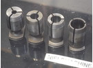 Sold: Deckel Clarkson Autolock Collet Holder SK40 S20x2 with Collet Set