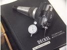 Sold: Deckel Centricator  0.01mm SK40 with S20x2