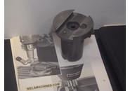 Deckel Mikroskop Halter SK40 mit S20x2