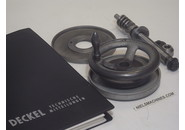 Deckel Dividing Head FVT  Handwheel