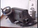 Deckel Teilkopf FVT Handwheel