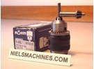 Sold: Emco Unimat 3 Drill Chuck 1-8mm