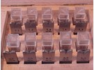 Sold: Box assorted thread cutters M0.6 - M1.5