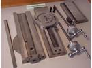 Sold: Schaublin 102 Parts: Screw Operated Cross-Slide 150mm