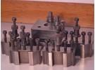 Verkauft: Dickson Snelwecksel Stahlhalter Set