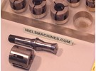 Sold: Schaublin 70 Parts: Arbor W12 with interchangeable expanding bushes 17-30mm
